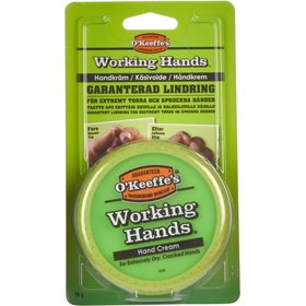 Handcreme O'Keeffe's Working Hands, 96 g, 1804537