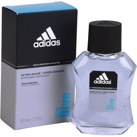 Aftershave Adidas Ice Dive, 50 ml, 3609635