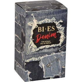 EdP Bi-Es Denim Woman, 100 ml, 3609227
