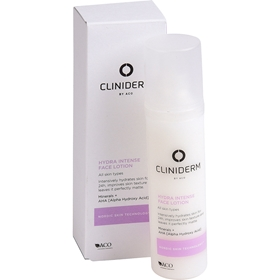 Ansiktscreme Cliniderm Hydra Intense Face Lotion, 50 ml, 3607588