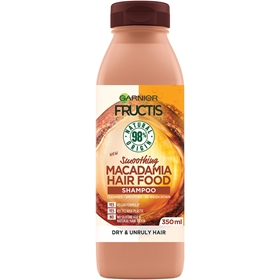 Schampo Garnier Fructis Hair Food Macadamia, 350 ml, 3609115
