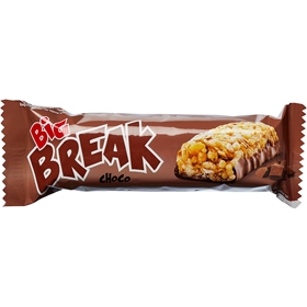 Müslibar Royal Big Break Choco Milk, 40 g, 4007134