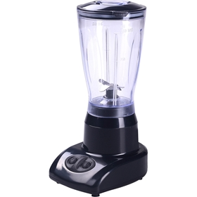 Blender Voltage, 180W 500 ml med 2 hastigheter, svart, 5000949