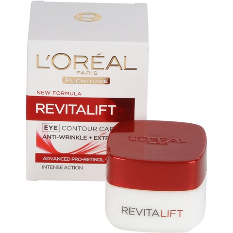 Ögoncreme L'Oréal Paris Revitalift Eye Contour Care, 15 ml, 1601549