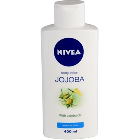 Hudlotion Nivea Jojoba Body Lotion, 400 ml, 3608211