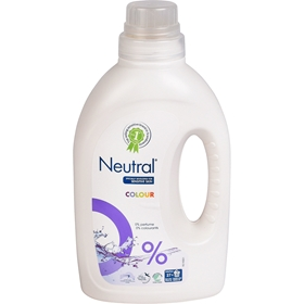 Flytande tvättmedel Neutral Colour, 1,1 liter, 3607706