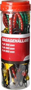 Bagagehållare, 10-pack, 3800806