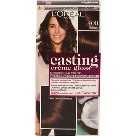 Intensivtoning L'Oréal Paris Casting Creme Gloss 400 Brown, 160 ml, 3605128