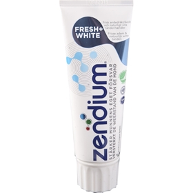 Tandkräm Zendium Fresh White, 75 ml, 3607638