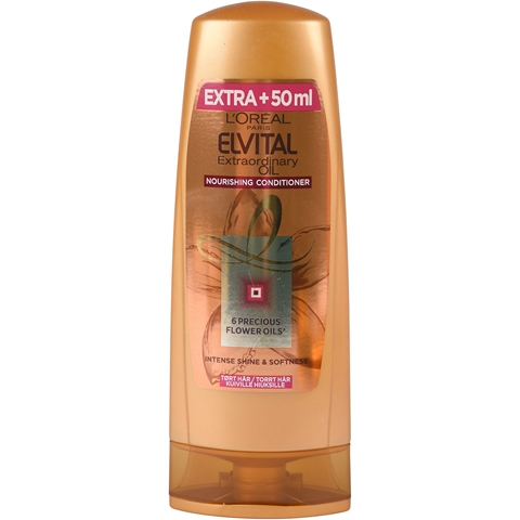 Balsam L'Oréal Paris Elvital Extraordinary Oil, 250 ml, 3608284
