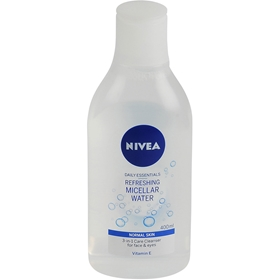 Ansiktsvatten Nivea Daily Essentials Refreshing Micellar Water Normal Skin, 400 ml, 3607786