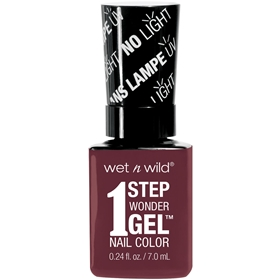 Nagellack Wet n Wild 1 Step WonderGel Nail Color 733A Left Marooned, 7 g, 3607347