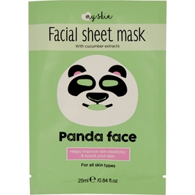 Ansiktsmask Panda Face Moisturizing, 25 ml, 1601900
