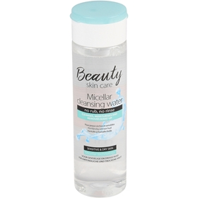 Ansiktsvatten Beauty Skin Care Micellar Cleansing Water, 200 ml, 3608206