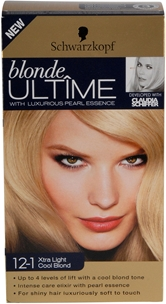 Blondering Schwarzkopf, Blonde Ultime 12.1 Xtra Light Cool Blond, 3605918