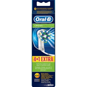 Tandborsthuvud Oral-B CrossAction, 5-pack, 3608227