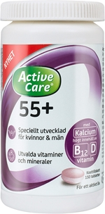 Multivitaminer Active Care 55+, 150-pack, 3606040