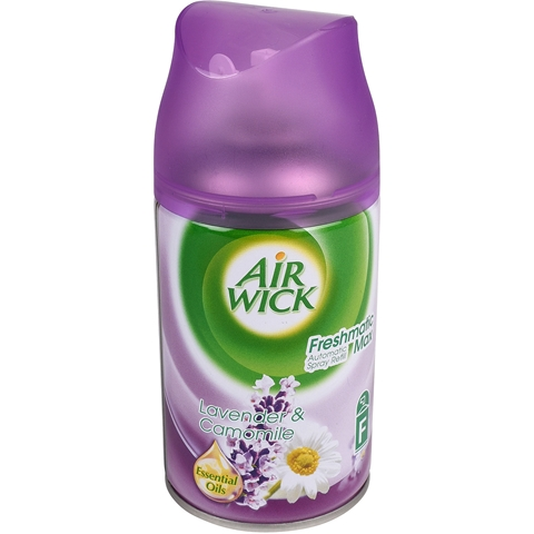 Luftfräschare Air Wick Freshmatic Lavender & Camomille, refill 250 ml, 3605004