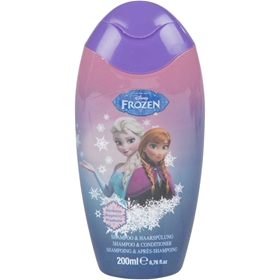 Schampo & balsam Disney Frozen, 200 ml, 3606461