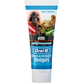 Barntandkräm Oral-B Pro-Expert Stages Star Wars, 75 ml, 3607471