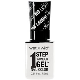 Nagellack Wet n Wild 1 Step WonderGel Nail Color 701A Flying Colors, 3607350