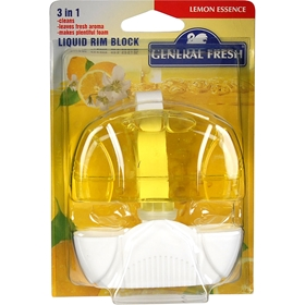 WC-block General Fresh Lemon, 55 ml, 3604742