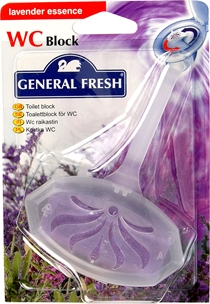 WC-block General Fresh Lavendar, doftblock med doft av lavendel 40 ml, 3604741