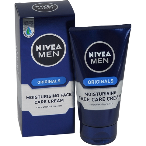 Ansiktscreme Nivea For Men Originals Moisturising Face Care Cream, 75 ml, 3605747