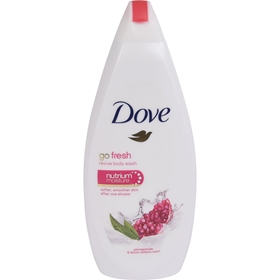 Duschcreme Dove Go Fresh Revive Pomegranate & Lemon Verbena, 750 ml, 3606931
