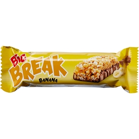 Müslibar Royal Big Break Banana, 40 g, 4007135