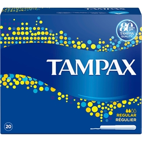 Tamponger Tampax Normal, 20-pack, 3608536