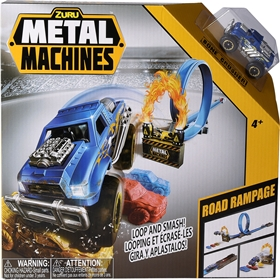 Bilbana Zuru Metal Machines Playset Road Rampage, 3112802
