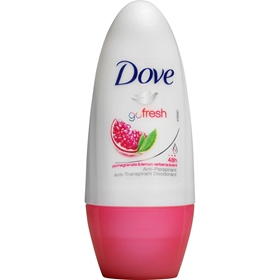 Deo roll-on Dove Go Fresh Pomegranate & Lemon Verbena, 50 ml, 3606412