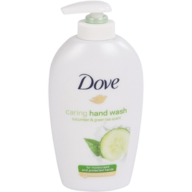 Tvål Dove Go Fresh Fresh Touch Cucumber & Green Tea, 250 ml, 3603335