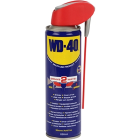Universalspray WD40 Smart Straw Multispray, 250ml 250 ml, 3804782
