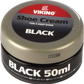 Skokräm Viking Shoe Cream, svart 50 ml, 3605295