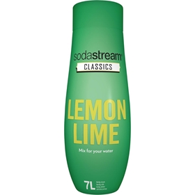 Smakkoncentrat Sodastream Classics Lemon Lime, 3503689