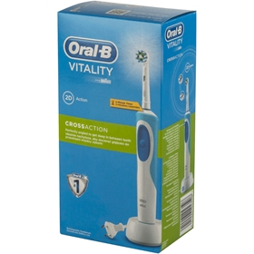 Eltandborste Oral-B Vitality CrossAction, 3502979
