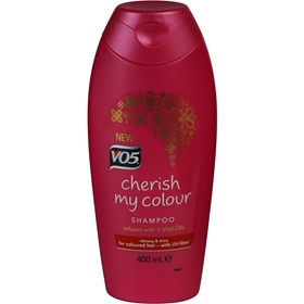 Schampo VO5 Cherish My Colour, 400 ml, 3606840