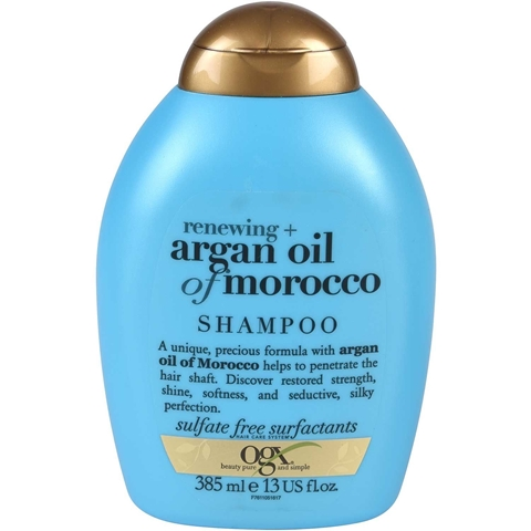 Schampo OGX Renewing Argan Oil of Morocco, 385 ml, 3608583