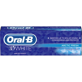 Tandkräm Oral-B Arctic Fresh, 75 ml, 3607534