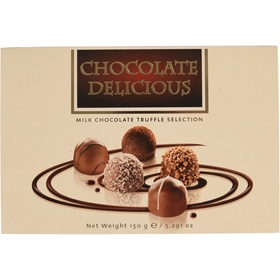 Chokladask Chocolate Delicious, 150 g, 4006933