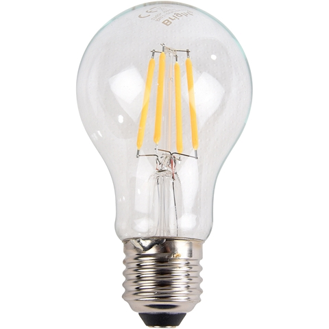 LED-lampa E27 Bright, 4W filament klot 470lm, 5000211