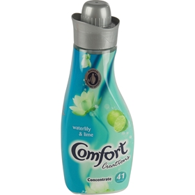 Sköljmedel Comfort Creations Waterlily & Lime, 750 ml, 3606802