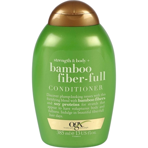 Balsam OGX Strength & Body Bamboo Fiber-Full, 385 ml, 3608590