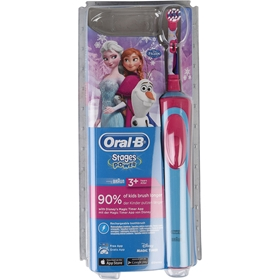 Eltandborste för barn Oral-B Stages Power Frozen, 3608222