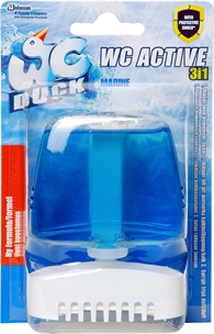 WC-block Duck WC Active 3in1 Marine, 55 ml, 1600806
