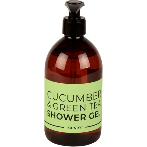 Duschcreme Gunry Cucumber & Green Tea, 500 ml, 3608768