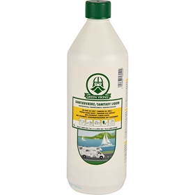 Sanitärvätska Green Viking Citron, 1 liter, 3805081