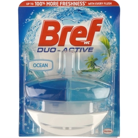 WC-block Bref Duo-Active Ocean, 50 ml, 3602882